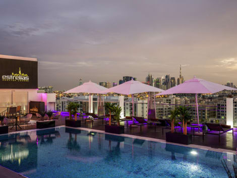 Hotel The Canvas Hotel Dubai - Mgallery