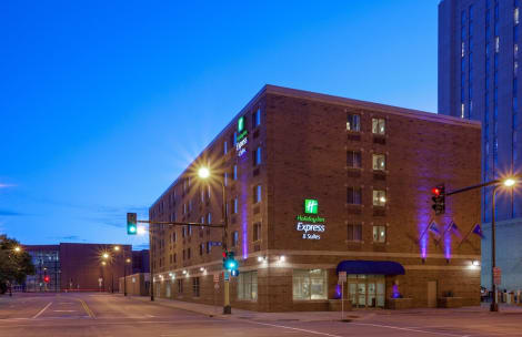Hotel Holiday Inn Express Hotel & Suites Downtown Minneapolis