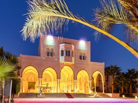 Hotel Palm Beach Palace - Adults Only - All Inclusive
