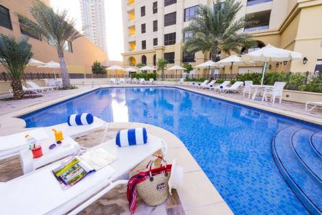 Hotel Roda Amwaj Suites
