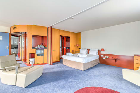 Hotel Novotel Suites Marseille Centre Euromed