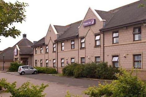 Hotel Premier Inn Dundee Centre