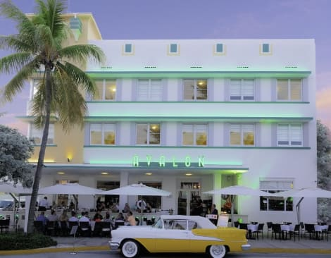 Miami Beach Hotels From 58 Cheap Hotels Lastminute Com