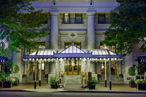 InterContinental Hotels THE WILLARD WASHINGTON D.C.