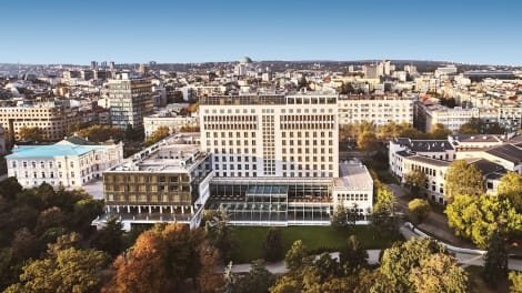 Hotel Metropol Palace, a Luxury Collection Hotel, Belgrade