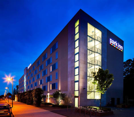 Hotel Park Inn By Radisson Frankfurt Airport
