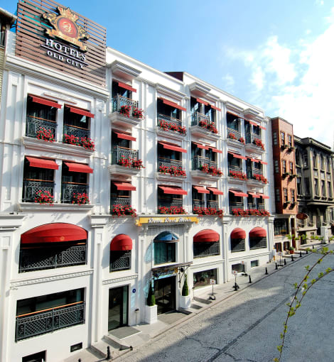 Hotel Dosso Dossi Hotels Old City