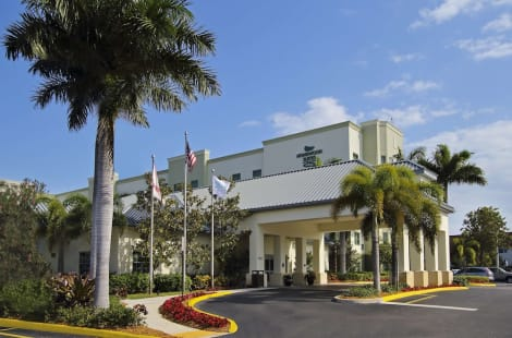 Hotel Homewood Suites by Hilton Ft. Lauderdale Airport-Cruise Port