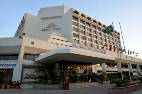 Hotel Regent Plaza Hotel & Convention Center