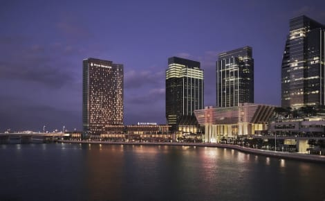 Hotel Four Seasons Hotel Abu Dhabi at Al Maryah Island