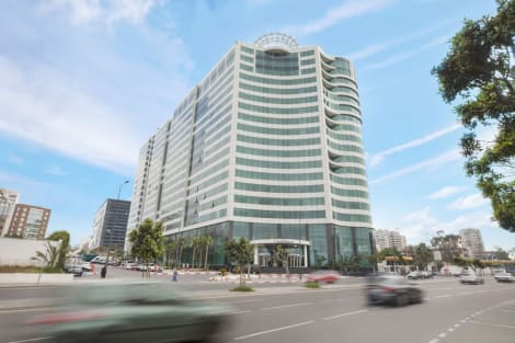 Hotel Grand Mogador CITY CENTER - Casablanca