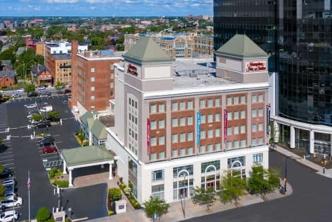 Hotel Hampton Inn & Suites Buffalo Downtown