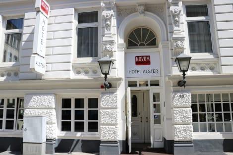Hotel Novum Hotel Alster Hamburg