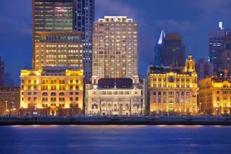 Hotel Waldorf Astoria Shanghai on the Bund