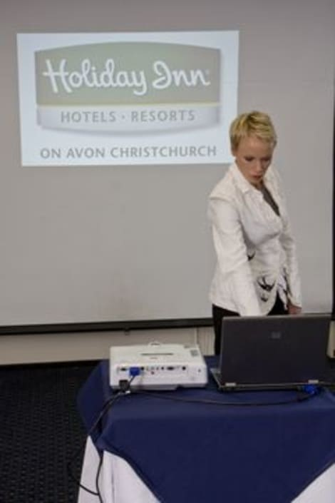 Hotel Holiday Inn On Avon Christchurch