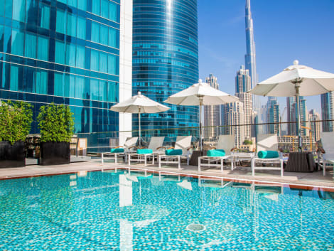 Pullman Dubai Downtown