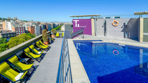 Hotel Barcelona Universal Hotel
