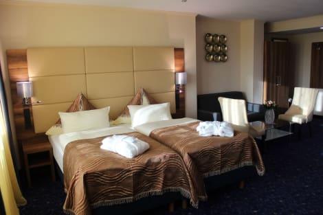 Hotel Grand Hotel Empire Frankfurt