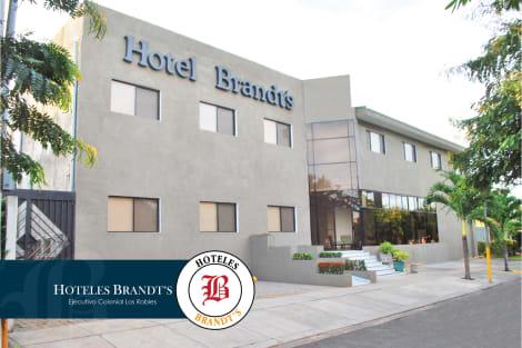 Hotel Brandt Ejecutivo Colonial Los Robles