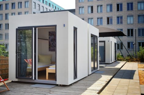 Hotel CLUB Lodges Berlin Mitte - Hostel
