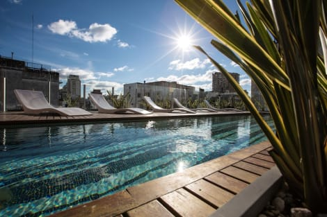 Hotel Flaat Recoleta Plaza