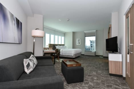 Hotel SpringHill Suites by Marriott Charlotte Uptown