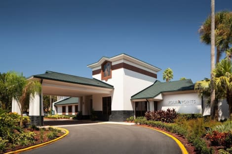 Hotel Four Points by Sheraton Orlando Convention Center