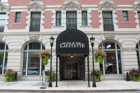 Hotel Hotel At The Lafayette, Trademark Collection By Wyndham