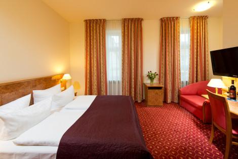 Hotel Zarenhof Berlin Schonhauser Allee