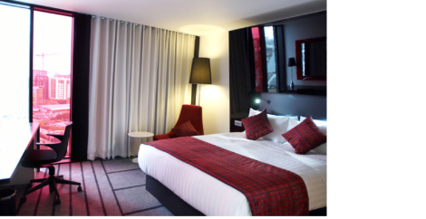 Crowne Plaza Manchester City Centre Hotel