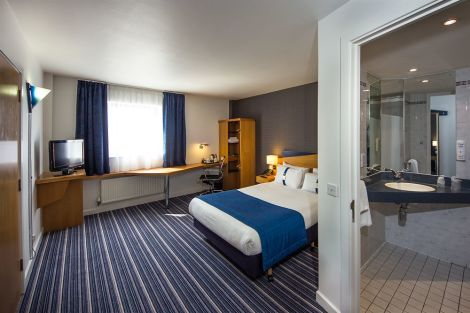 Hotel Holiday Inn Express London-royal Docks, Docklands