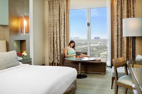 HotelPark Rotana Abu Dhabi