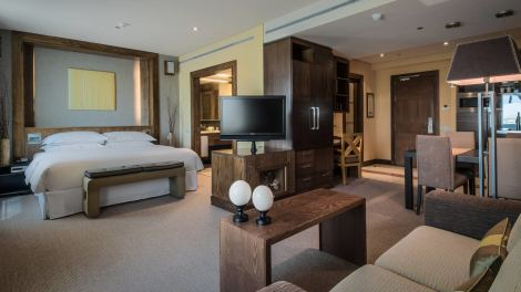 Hotel Eurostars Suites Mirasierra