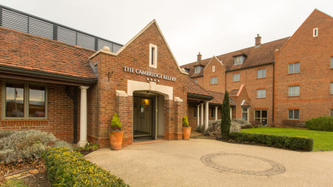 The Cambridge Belfry - A Qhotel Hotel