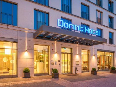 Hotel Dorint Hotel Hamburg-eppendorf