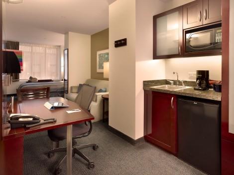 Hotel Club Quarters, Opposite Rockefeller Center