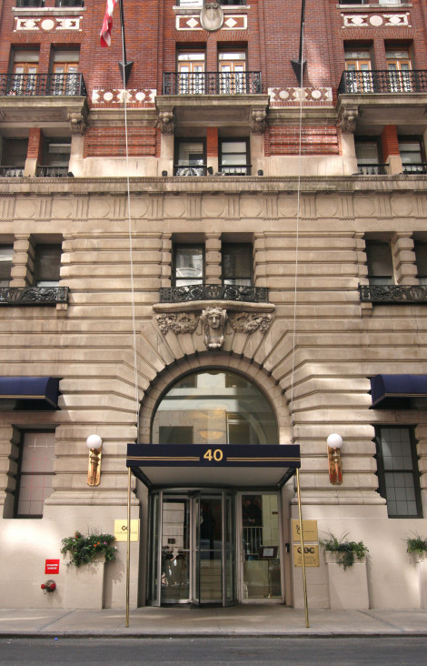 Hotel Club Quarters Midtown
