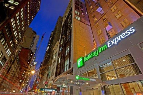 Hotel Holiday Inn Express New York City Fifth Avenue