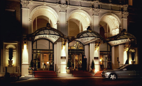Intercontinental Hotels Mark Hopkins San Francisco Hotel
