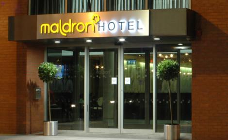 Hotel Maldron Hotel Parnell Square