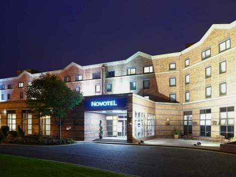 Hotel Novotel Newcastle Airport