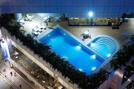 HotelNovotel Hong Kong Century