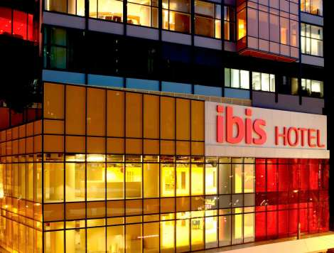 Hotelibis Hong Kong Central And Sheung Wan