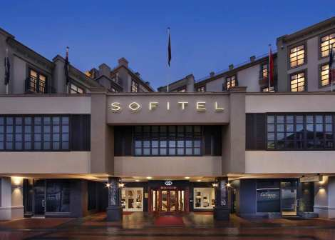 Hotel Sofitel Queenstown Hotel and Spa