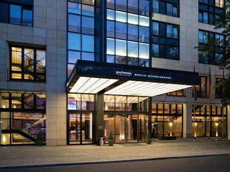 Intercontinental Hotel O Room Service