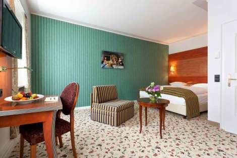 Grand Hotel Mercure Biedermeier Wien Hotel
