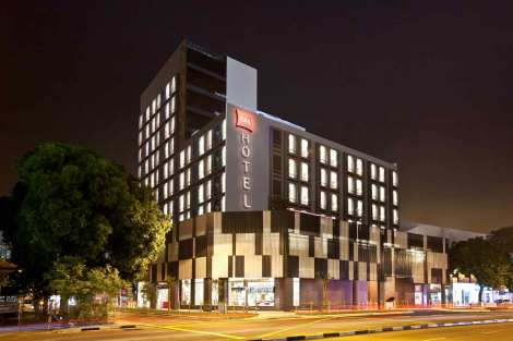 New Singapore Hotel | 366 Orchard Road Hotel | YOTEL