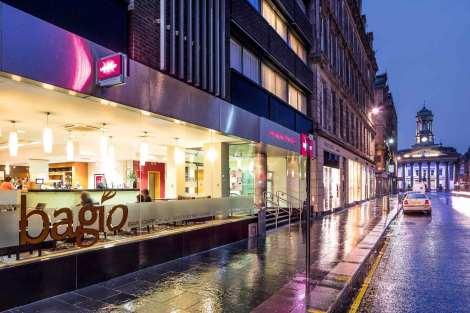 Mercure Glasgow City Hotel  Ingram Street