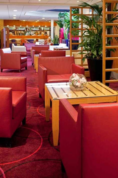 Novotel Nottingham Derby Hotel