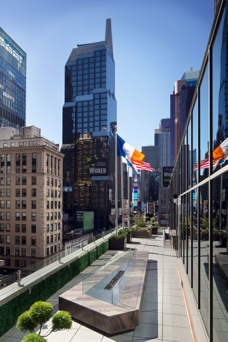 Hotel Novotel New York Times Square